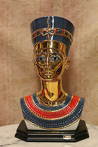 Figurines Nadal Egyptian Or 24 carats fait a la main $1190 ch
