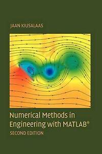 Numerical Methods in Engineering with MATLAB (2nd Revised edition)  BOOK NEW