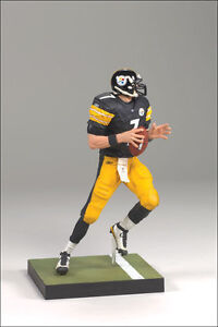 Ben Roethlisberger McFarlane NFL Series 20  Loose mint Steelers Free Shipping