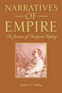 Narratives of Empire: The Fictions of Rudyard Kipling-ExLibrary
