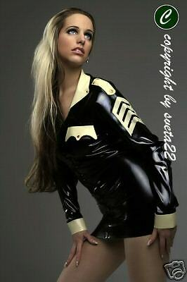 LATEX Police-Uniform - einfach sexy!