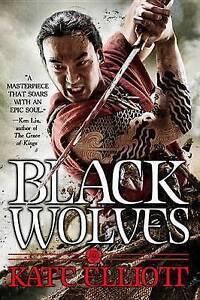 Black Wolves Elliott, Kate -Paperback