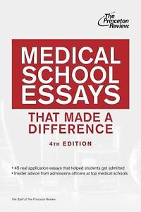 ... Business School Essays that Made a Difference by Princeton