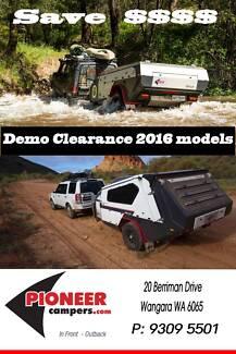 Pioneer Demo Clearance 2016 Models