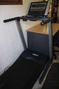Treadmill guy leech glt 100 built to last gym & fitness gumtree