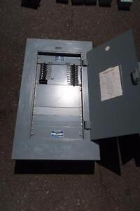 Square D 225amps Breaker Panel