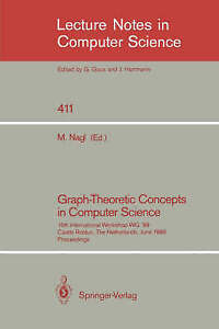 Graph-Theoretic Concepts in Computer Science: 15th International Workshop WG '89