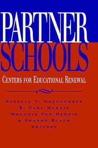 NEW Partner Schools: Centers for Educational Renewal (Jossey-Bass Education)