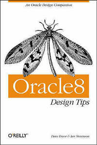 USED-VG-Oracle8-Design-Tips-A-Nutshell-handbook-by-Dave-Ensor