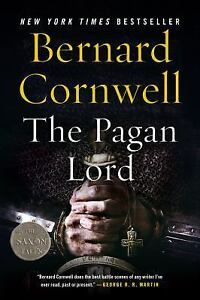 Saxon-Tales-The-Pagan-Lord-7-by-Bernard-Cornwell-2015-Paperback