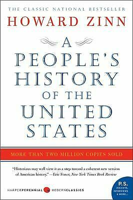 A People's History of the United States  (ExLib) by Zinn, (Zinn A Peoples History Of The United States)