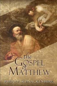 The Gospel of Matthew by Rudolf Schnackenburg (Paperback, 2002)