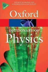 Dictionary Of Physics