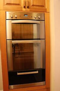 Kleinmaid Double Electric Oven St Ives Ku-ring-gai Area Preview