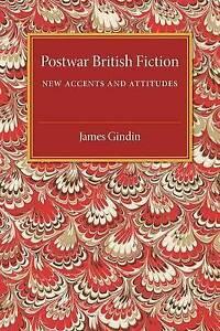 Postwar British Fiction,Very Good Condition