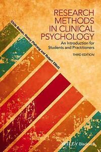 Research Methods in Clinical Psychology, Third Edition