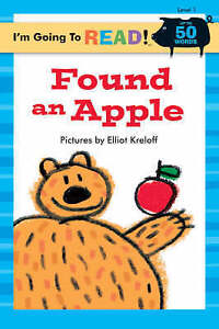 I'm Going to Read (Level 1): Found an Apple (I'm Going to Read Series)-ExLibrary
