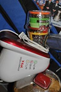 TFal electric grater!