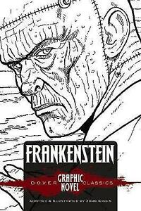 FRANKENSTEIN (Dover Graphic Novel Classics) (Dover Graphic Novels), Shelley, Mar