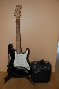 Guitare électrique Fender Squier Strat
