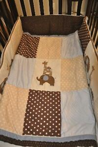 Bedding for Crib - 2 Sets Lambs & Ivy and Winnie the Pooh