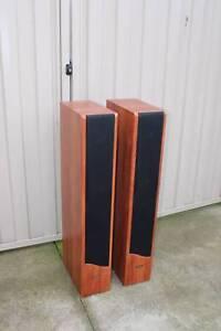 Jensen SPX9 Floor Standing Speaker Pair In Mint Condition Chadstone Monash Area Preview