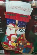 Jumbo Christmas Stocking