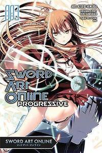Sword Art Online Progressive Vol 3 Manga Sword Art Online Progressive Manga - Gillingham, United Kingdom - Sword Art Online Progressive Vol 3 Manga Sword Art Online Progressive Manga - Gillingham, United Kingdom