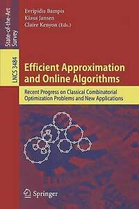 Efficient Approximation and Online Algorithms: Recent Progress on Classical Comb
