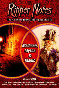 NEW Ripper Notes: Madmen, Myths and Magic by Dan Norder