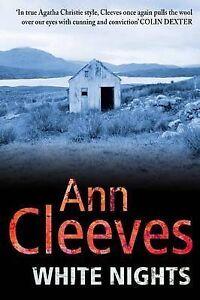 White-Nights-Shetland-Quartet-2-Ann-Cleeves-Used-Good-Book