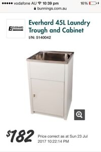 Wanted to buy trough and cabinet Claremont Glenorchy Area Preview