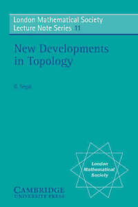 New Developments in Topology (London Mathematical Society Lecture Note-ExLibrary