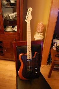 custom crafted telecaster