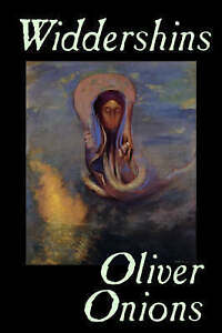 Widdershins by Onions, Oliver -Paperback
