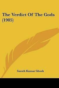 The-Verdict-of-the-Gods-1905-9781120042347-Paperback