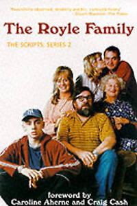 "The ""Royle Family"": The Scripts: Series 2, By Morgan, Carmel, Cash, Craig, Ahern"