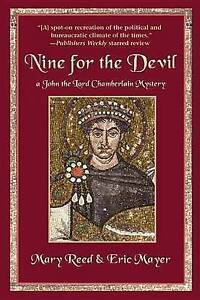 NEW Nine for the Devil (John the Lord Chamberlain Mysteries) by Mary Reed