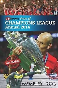 """VERY GOOD"" Champions League Annual 2014 (Annuals 2014), , Book"