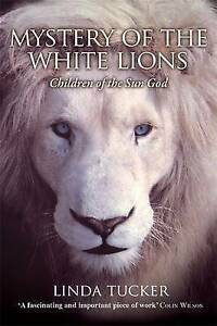 Mystery-of-the-White-Lions-Children-of-the-Sun-God-ExLibrary