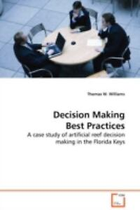 case study on decision making for managers