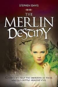 Davis-The Merlin Destiny  BOOK NEW