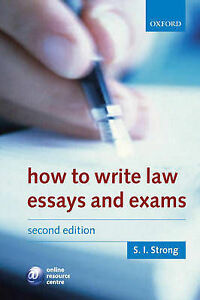 How To Write Bibliography For Law Essays