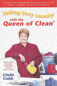 Talking Dirty Laundry with the Queen of Clean Cobb Linda New Book - Hereford, United Kingdom - Talking Dirty Laundry with the Queen of Clean Cobb Linda New Book - Hereford, United Kingdom