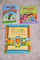 Sunday School Materials/Reference books Excellent condition Ottawa Ottawa / Gatineau Area Preview