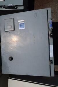 Square D 100amps Breaker Box