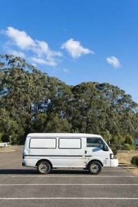 2001 Mazda E2000 Van / Campervan / Ready to go! Petersham Marrickville Area Preview