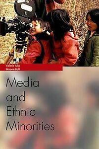 Alia-Media And Ethnic Minorities  BOOK NEW