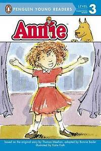 NEW Annie (Penguin Young Readers, Level 3) by Thomas Meehan