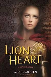 Gaughen A.C.-Lion Heart  BOOK NEW